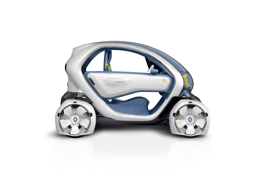 2009 Renault Twizy ZE Right Side (Photo 6 of 7)