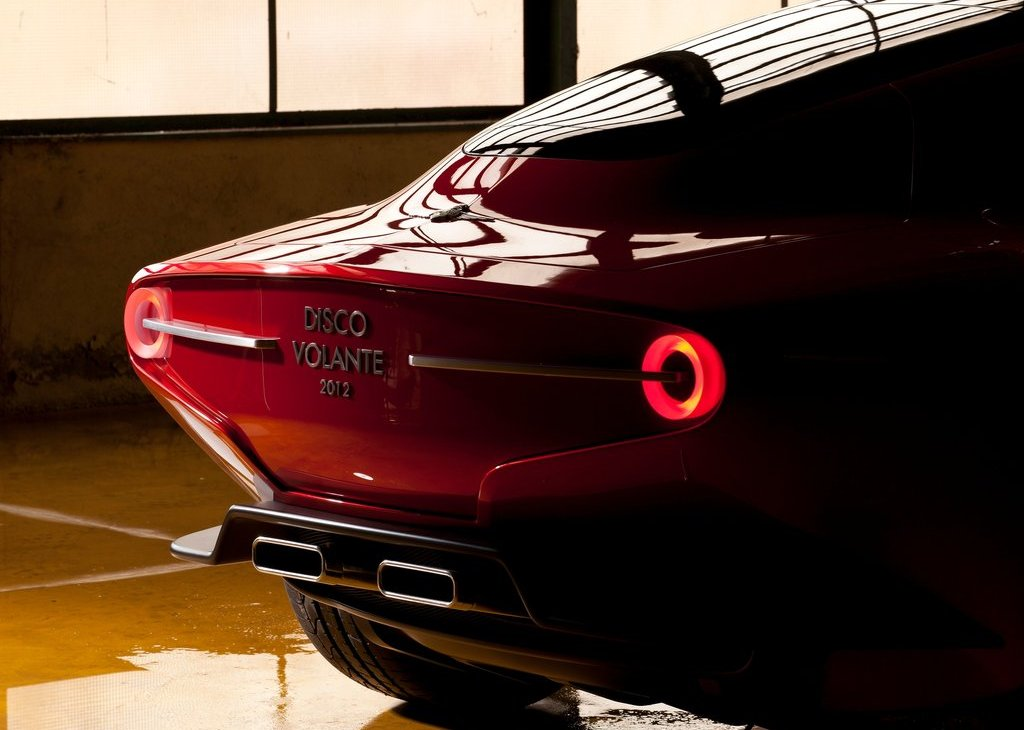 2012 Alfa Romeo Disco Volante Touring Concept Bumper (Photo 4 of 11)