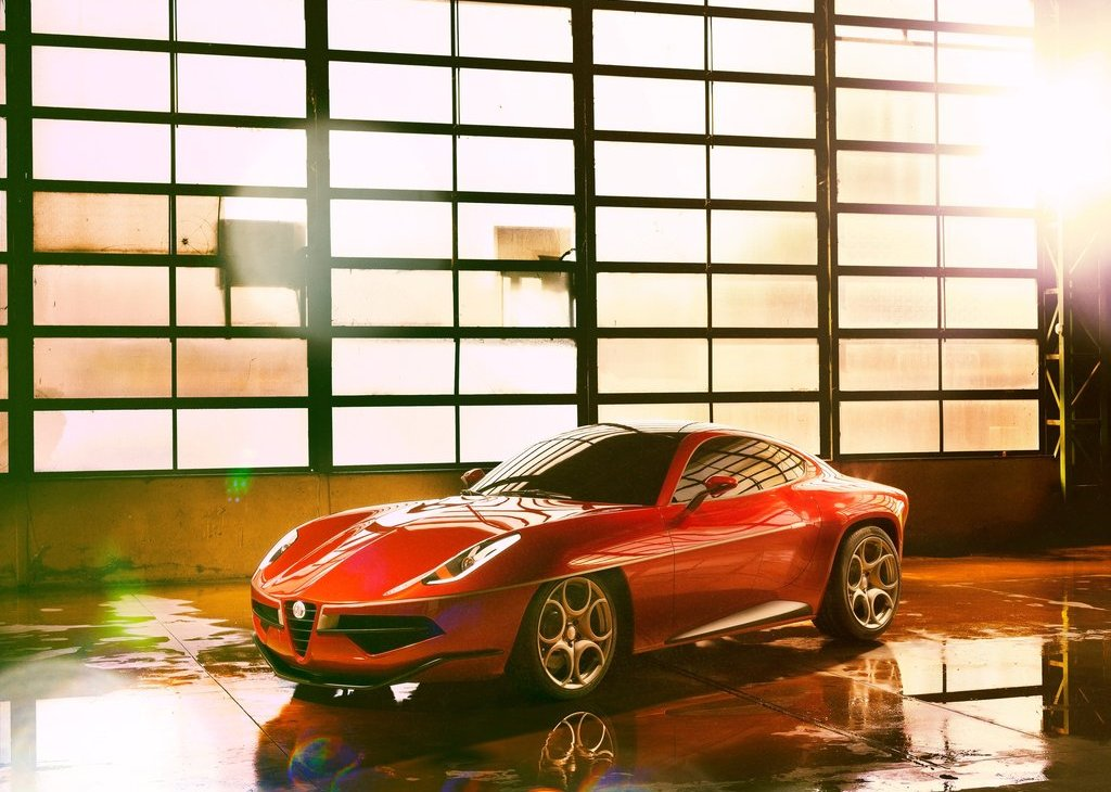 Featured Image of 2012 Alfa Romeo Disco Volante Touring Concept