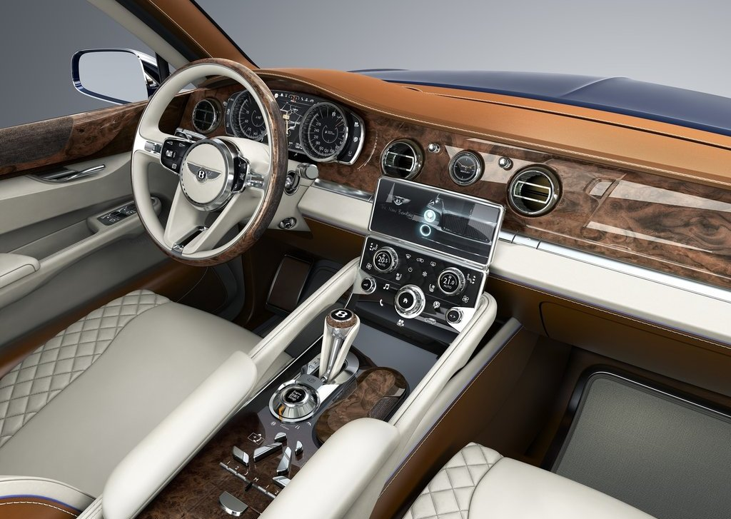 2012 Bentley EXP 9 F SUV Interior (Photo 5 of 10)