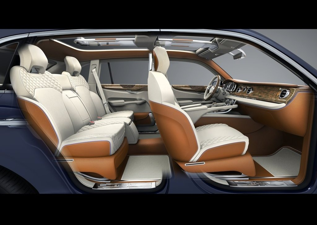2012 Bentley EXP 9 F SUV Room (Photo 7 of 10)