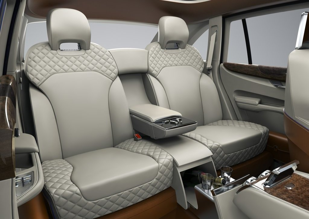 2012 Bentley EXP 9 F SUV Seat (Photo 8 of 10)
