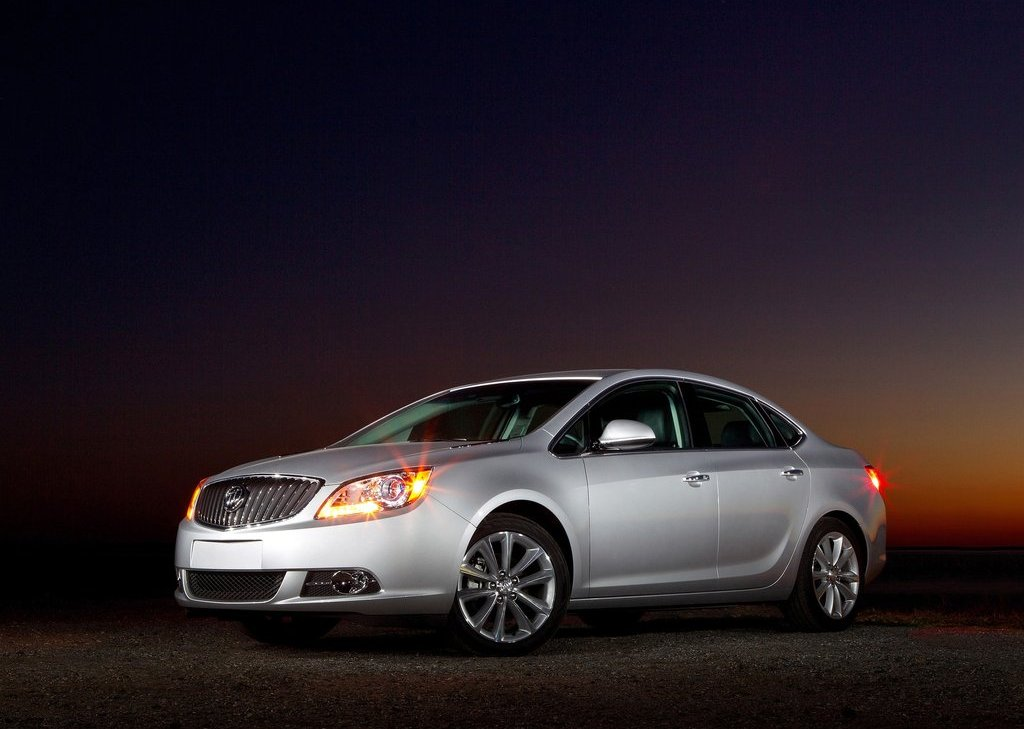 2012 Buick Verano (Photo 1 of 14)