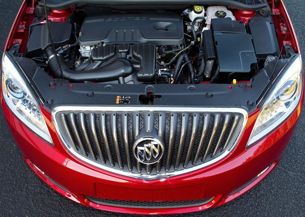 2012 Buick Verano Engine (Photo 6 of 14)