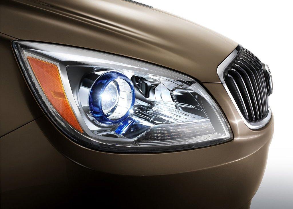 2012 Buick Verano Head Lamp (Photo 8 of 14)