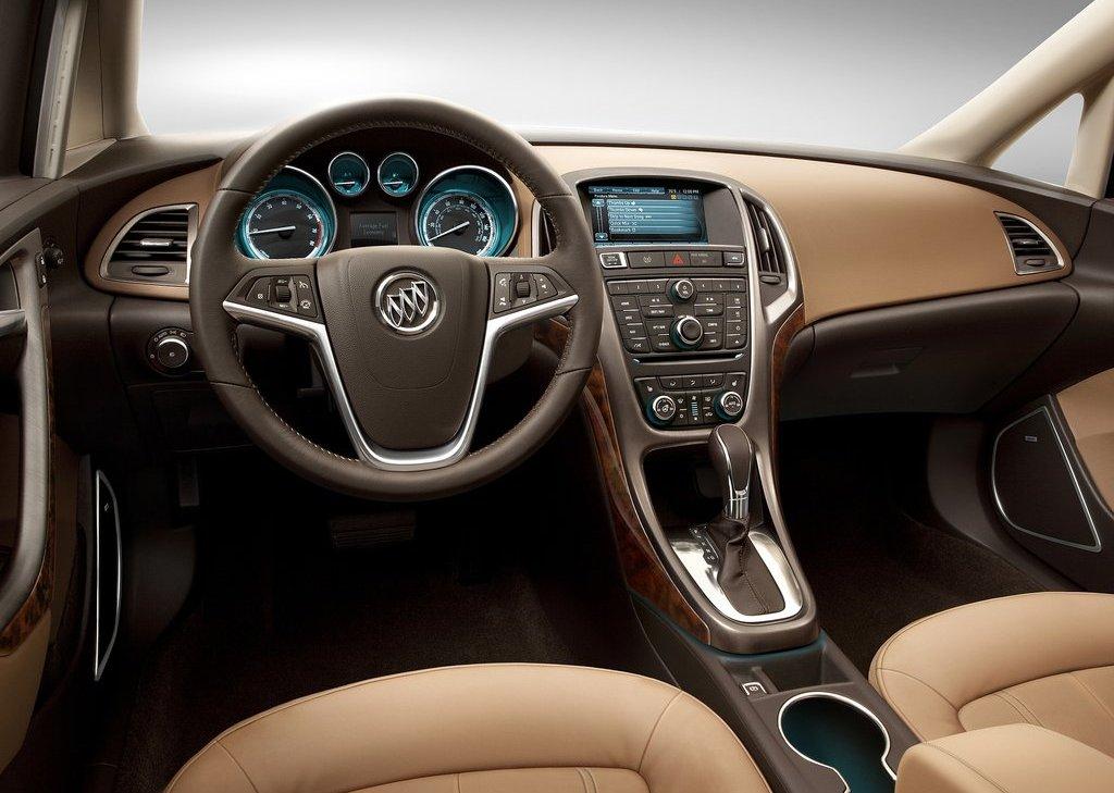 2012 Buick Verano Interior (View 10 of 14)