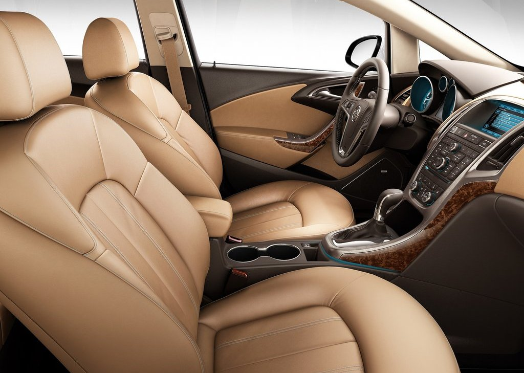 2012 Buick Verano Seat (Photo 12 of 14)