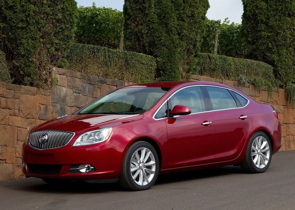 Featured Image of 2012 Buick Verano Review
