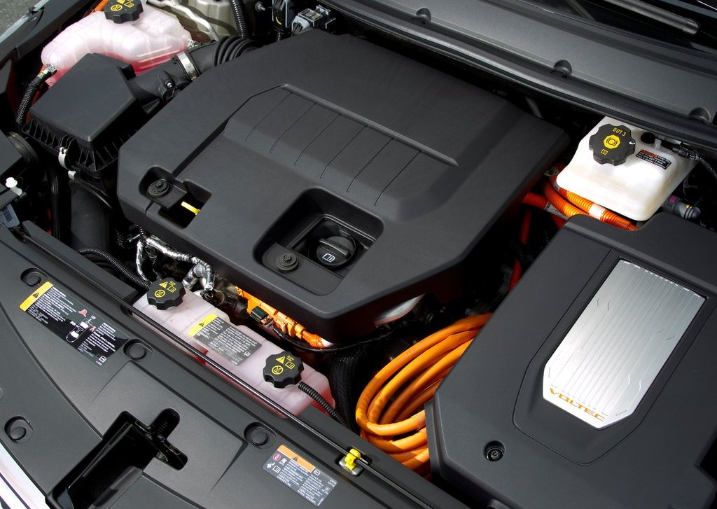 2012 Chevrolet Volt Engine (Photo 11 of 31)