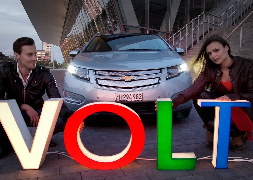 2012 Chevrolet Volt Front (Photo 14 of 31)