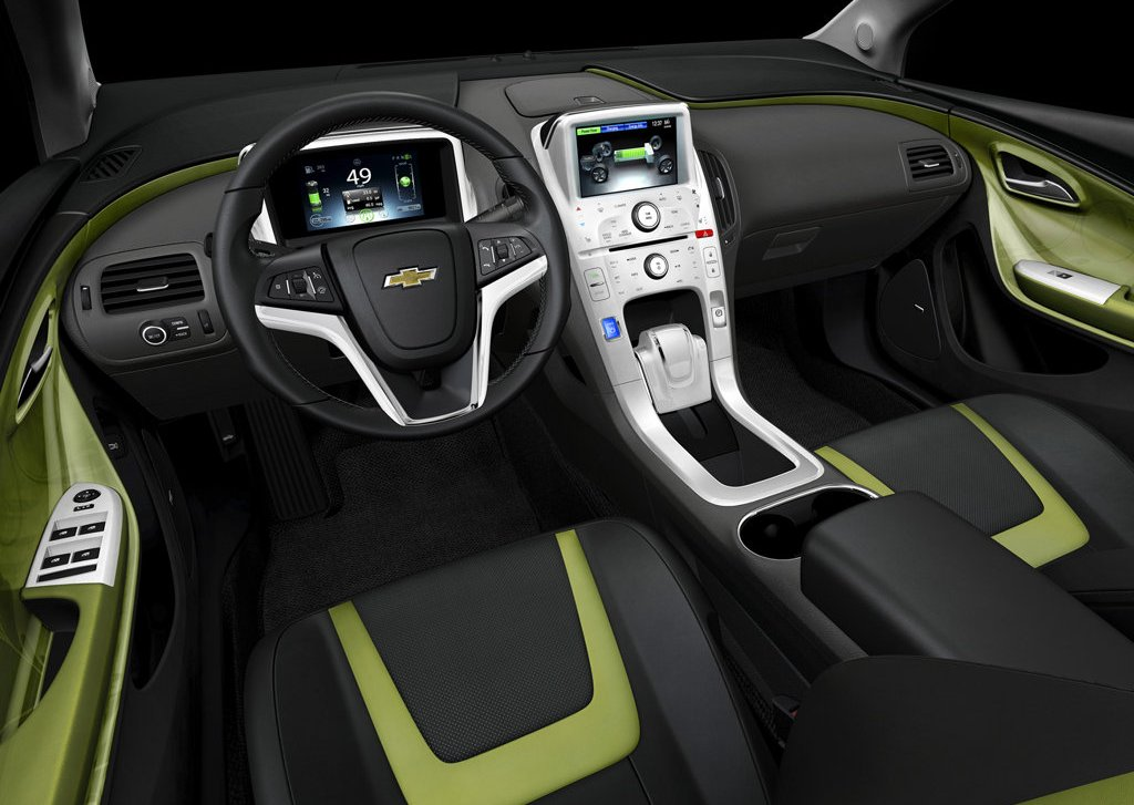 2012 Chevrolet Volt Interior (Photo 17 Of 31)