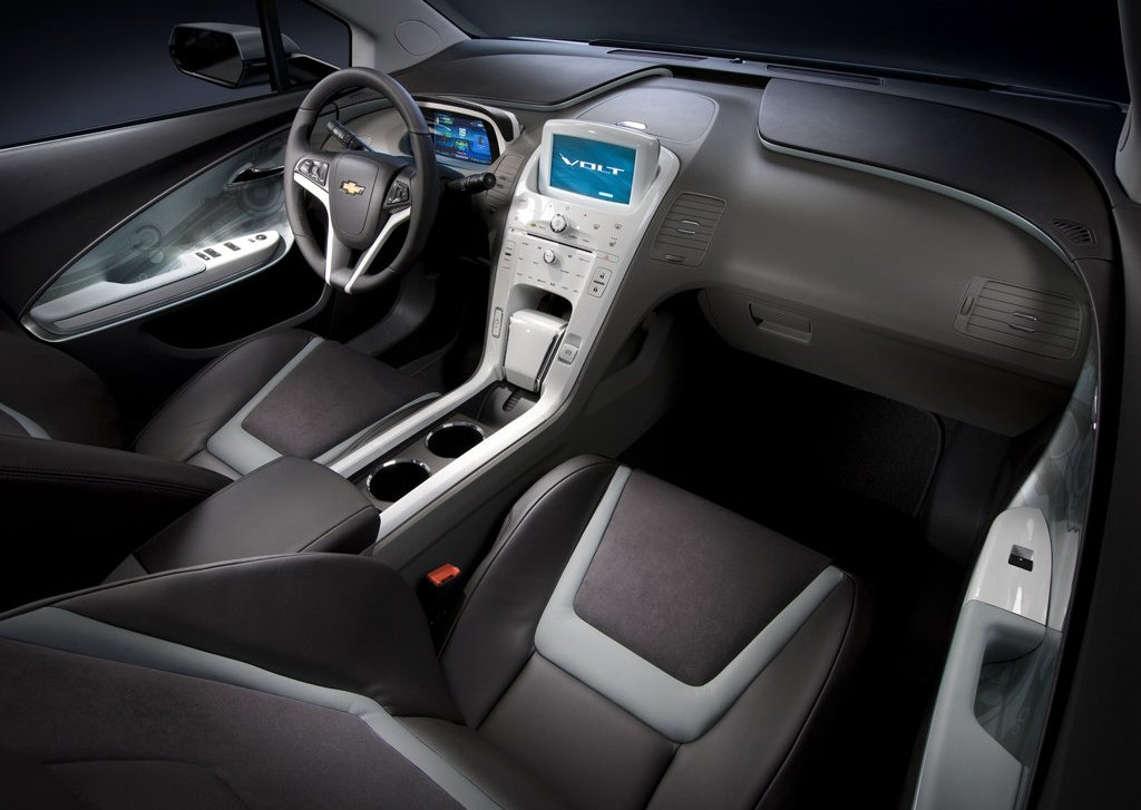 2012 Chevrolet Volt Interior (Photo 18 of 31)