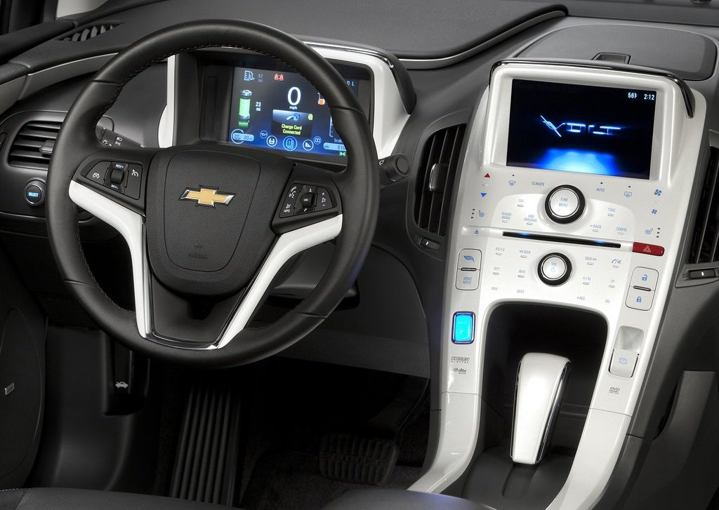 2012 Chevrolet Volt Interior (Photo 19 of 31)