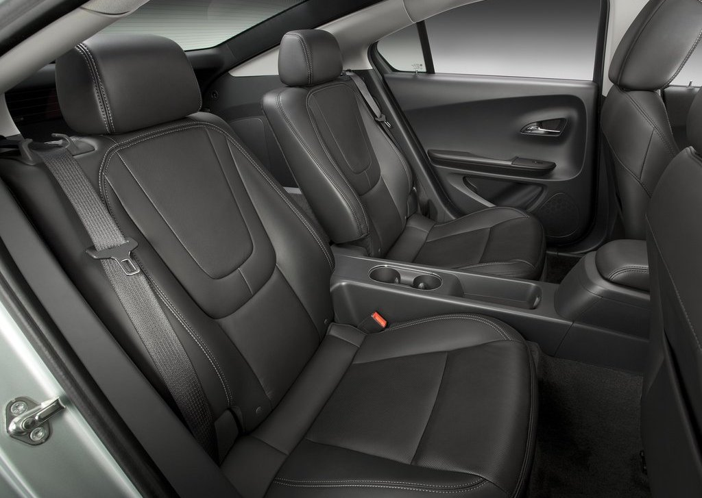2012 Chevrolet Volt Seat (Photo 25 of 31)