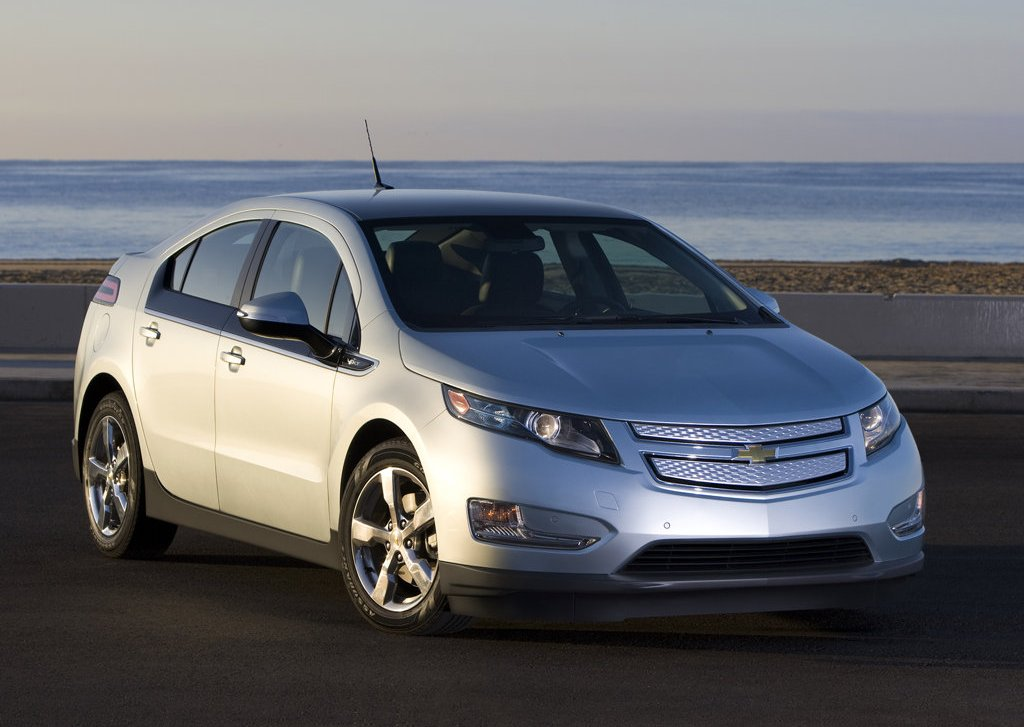 2012 Chevrolet Volt (Photo 5 of 31)