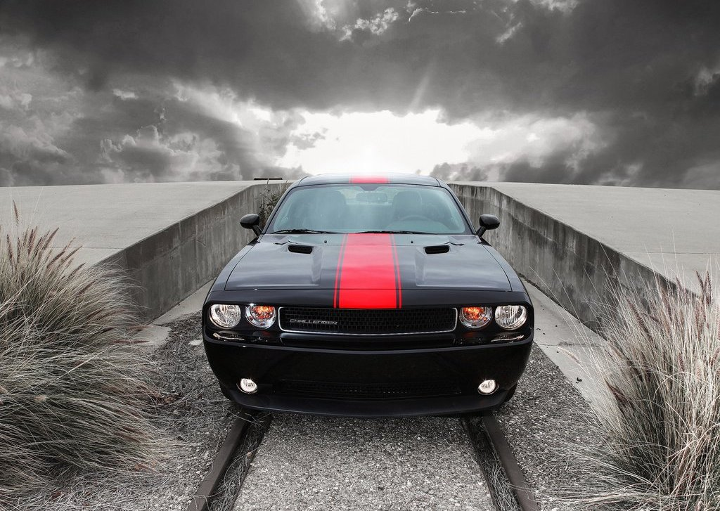 2012 Dodge Challenger Rallye Redline Front (Photo 5 of 9)
