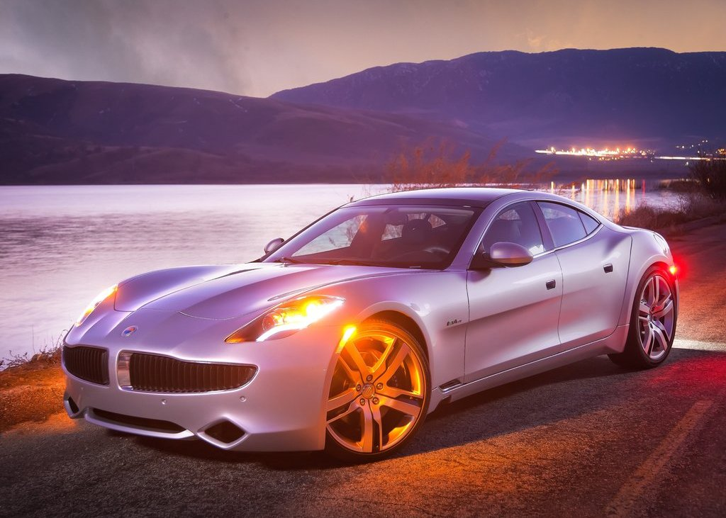 2012 Fisker Karma (Photo 1 of 37)