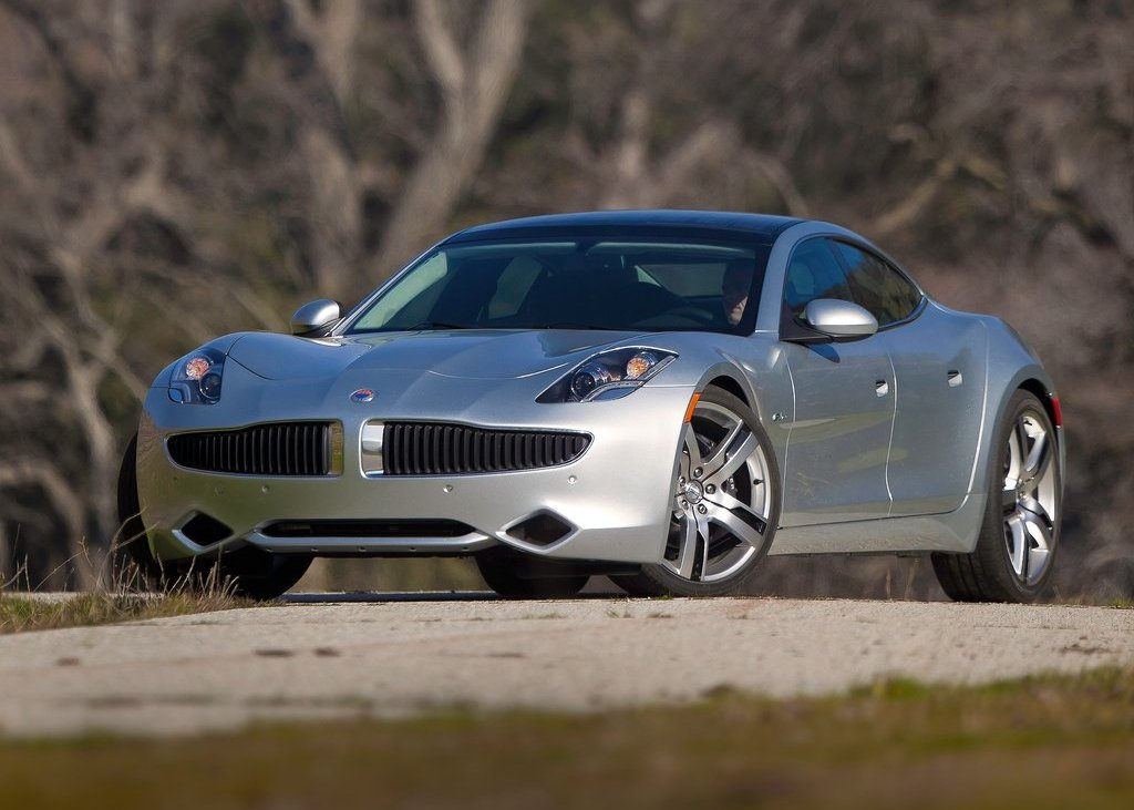2012 Fisker Karma (Photo 2 of 37)