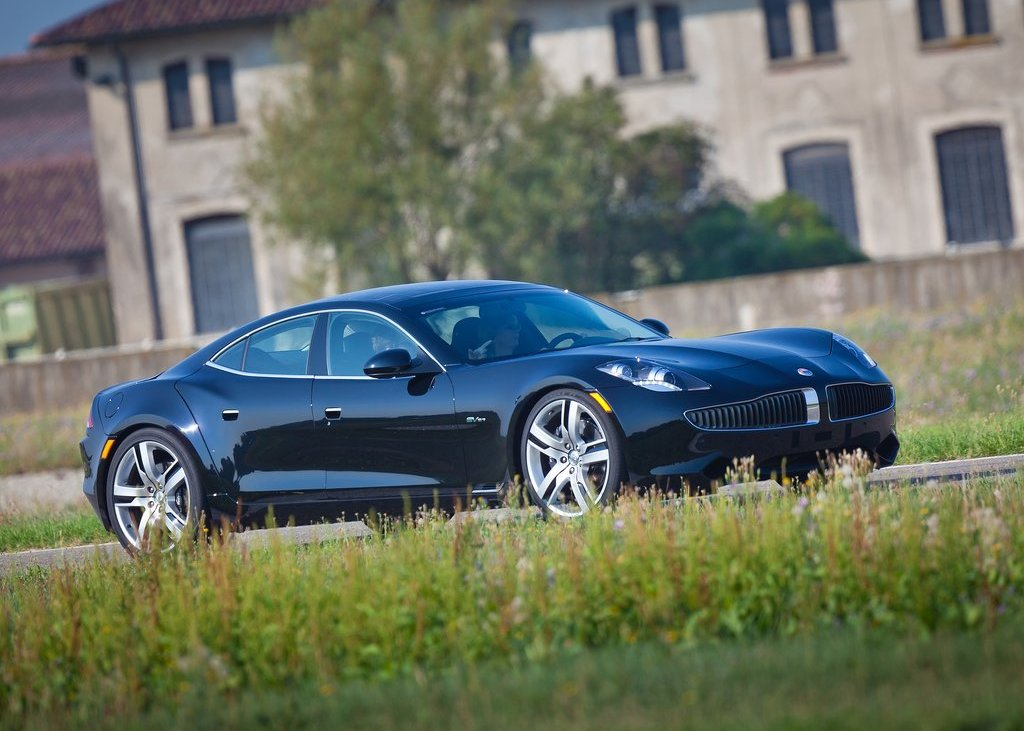 2012 Fisker Karma (Photo 4 of 37)