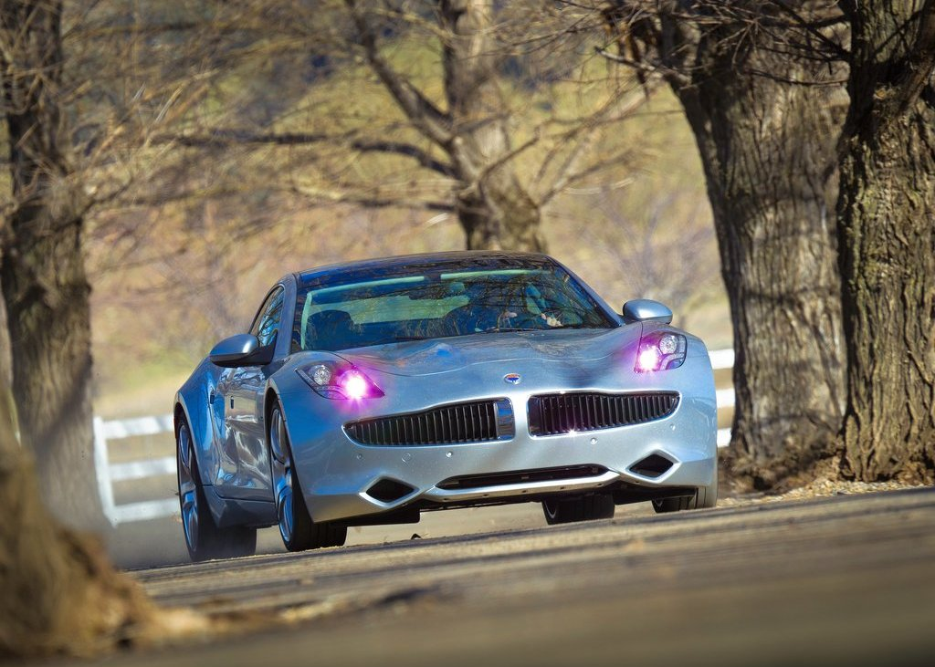 2012 Fisker Karma Front (Photo 11 of 37)
