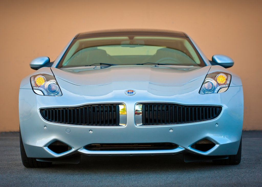 2012 Fisker Karma Front (Photo 13 of 37)