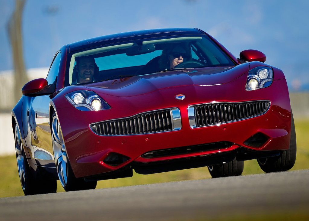 2012 Fisker Karma Front (Photo 12 of 37)