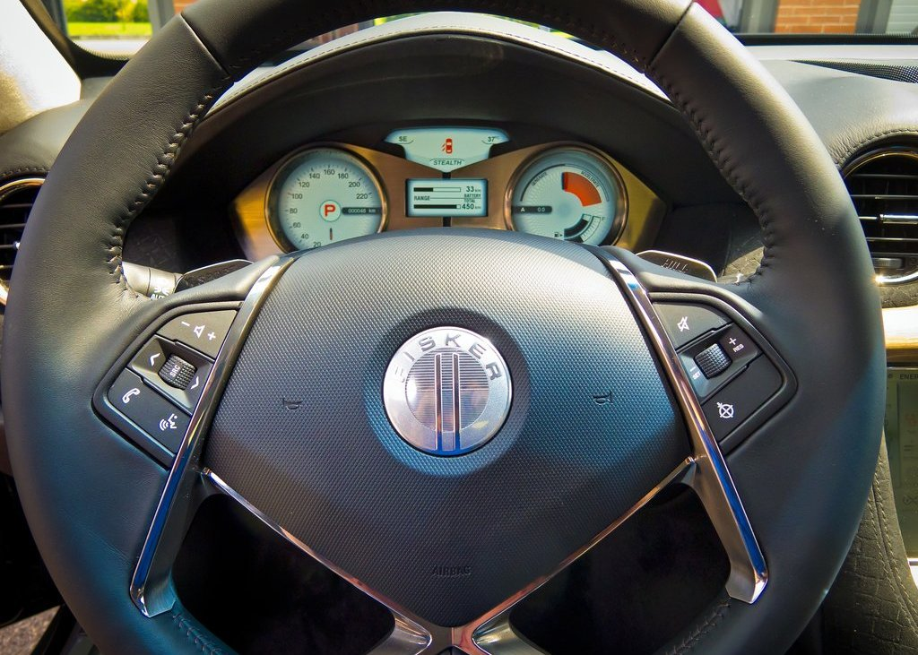 2012 Fisker Karma Interior (Photo 18 of 37)