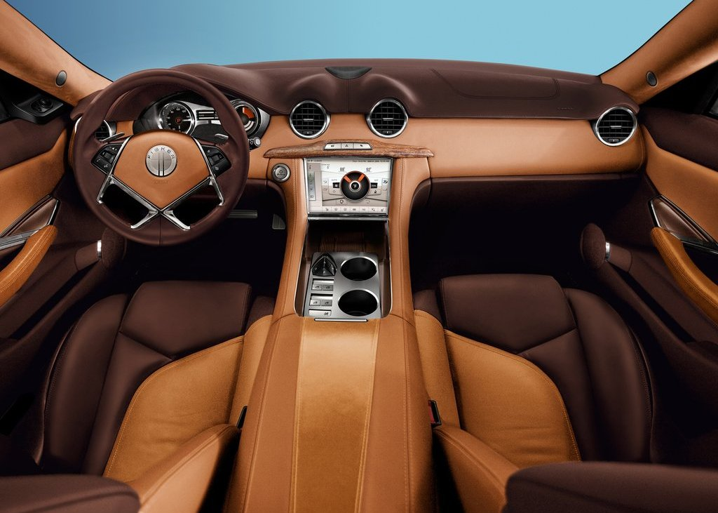 2012 Fisker Karma Interior (Photo 23 of 37)