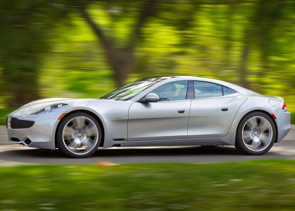 2012 Fisker Karma Left Side (Photo 24 of 37)