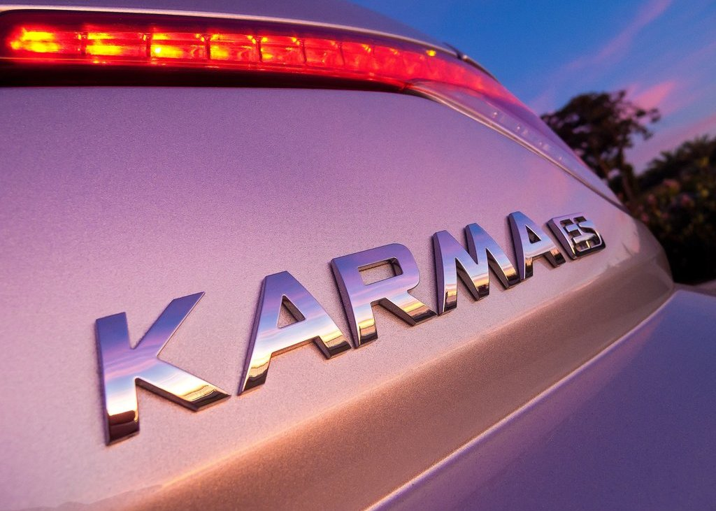 2012 Fisker Karma Logo (Photo 25 of 37)