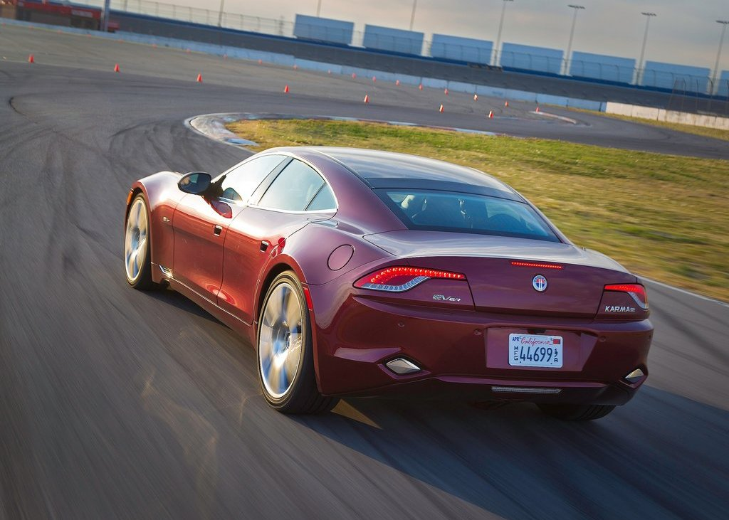 2012 Fisker Karma Rear (Photo 26 of 37)