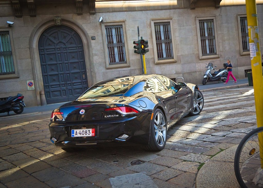 2012 Fisker Karma Rear (Photo 27 of 37)