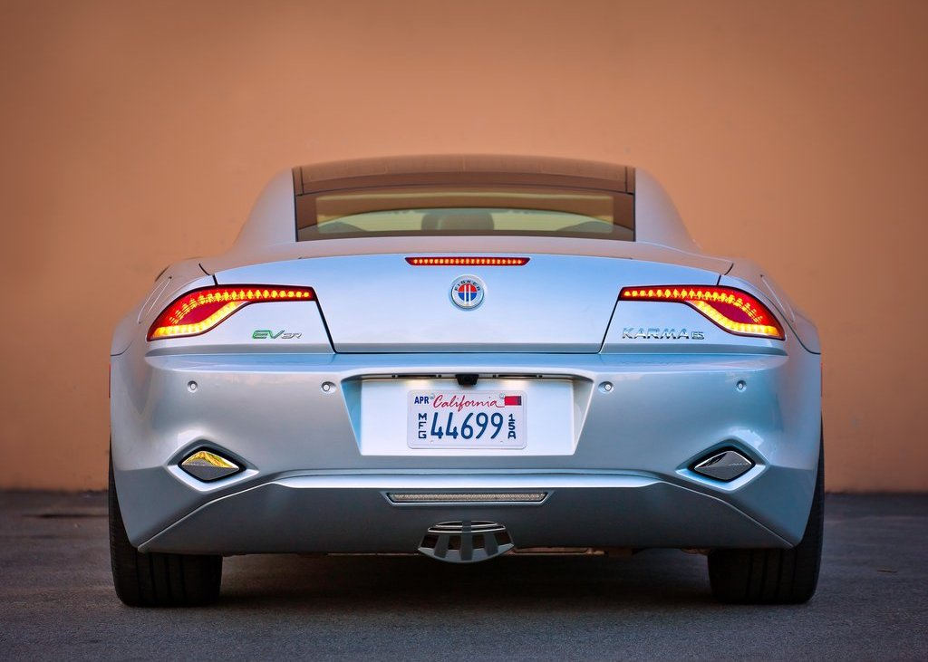 2012 Fisker Karma Rear (Photo 29 of 37)