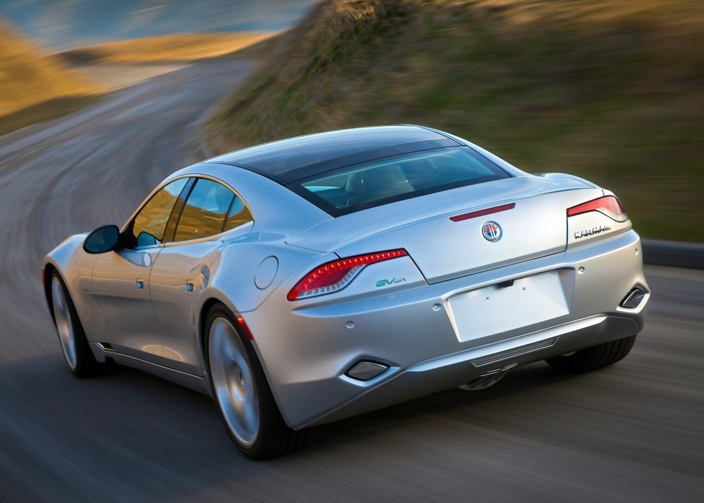 2012 Fisker Karma Rear (Photo 28 of 37)