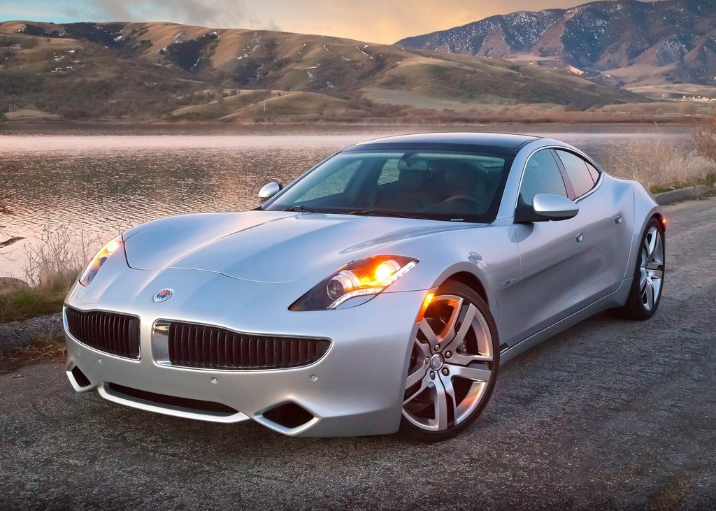 Featured Image of 2012 Fisker Karma Review
