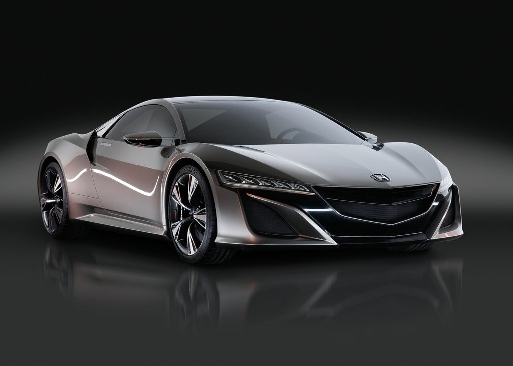 2012 Honda NSX Concept (Photo 1 of 13)