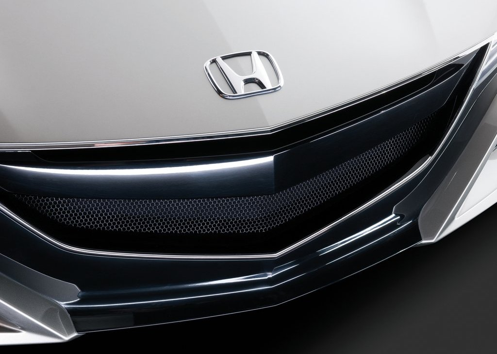 2012 Honda NSX Concept Grill (Photo 6 of 13)