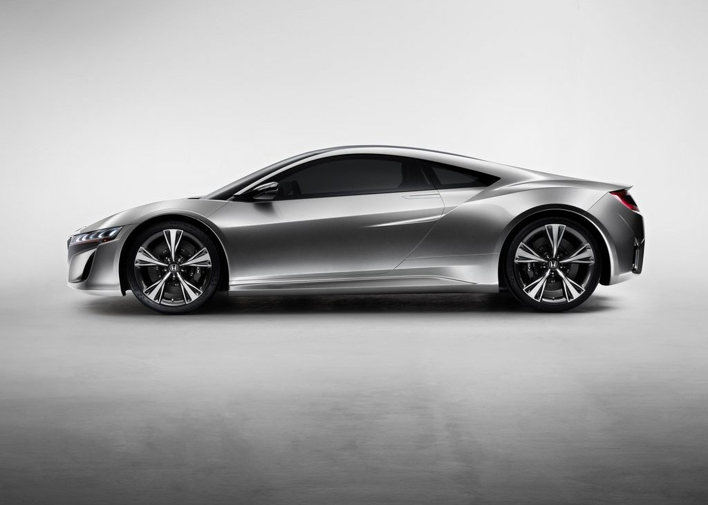 Featured Image of 2012 Honda NSX Concept At Geneva