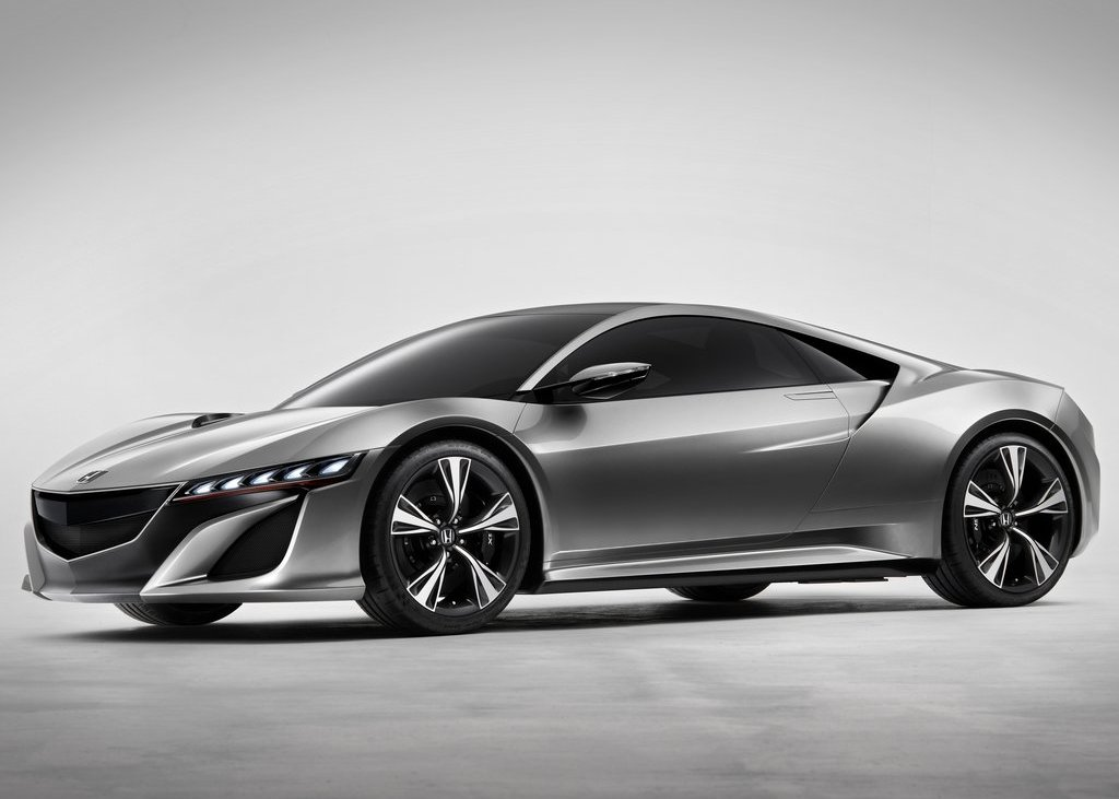 2012 Honda NSX Concept (Photo 3 of 13)
