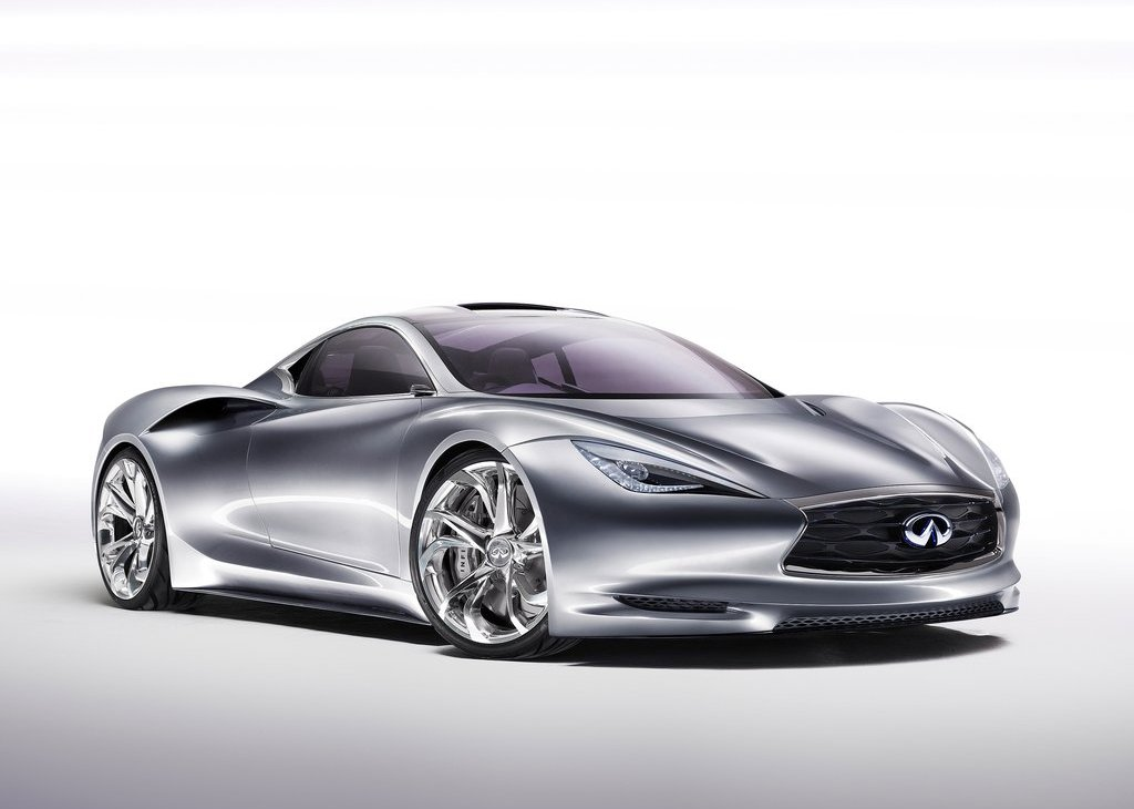 Featured Image of 2012 Infiniti Emerg E At Geneva Motor Show
