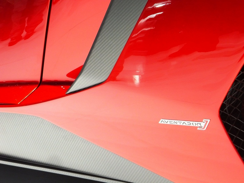 2012 Lamborghini Aventador J Emblem (Photo 2 of 11)