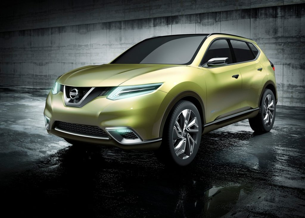 2012 Nissan Hi Cross Concept (Photo 1 of 17)