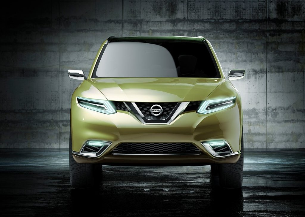 2012 Nissan Hi Cross Concept Front (Photo 3 of 17)
