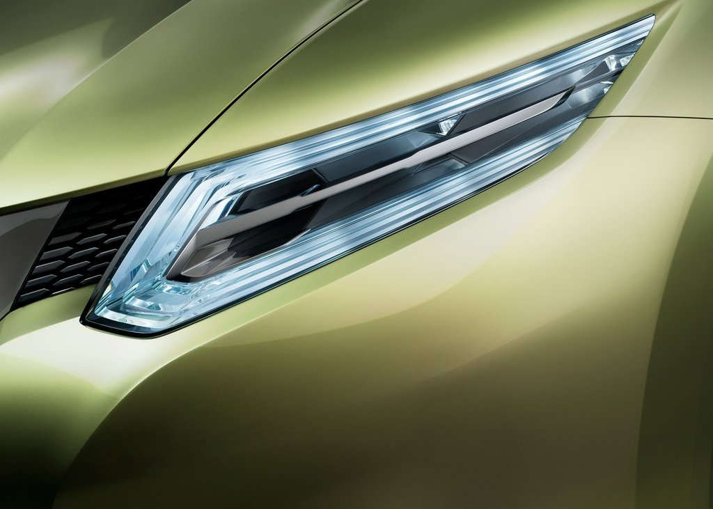 2012 Nissan Hi Cross Concept Head Lamp (Photo 4 of 17)