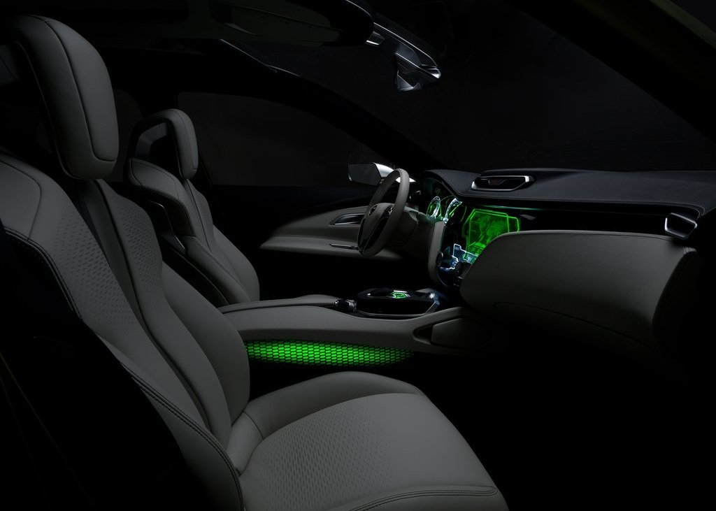 2012 Nissan Hi Cross Concept Interior (Photo 5 of 17)