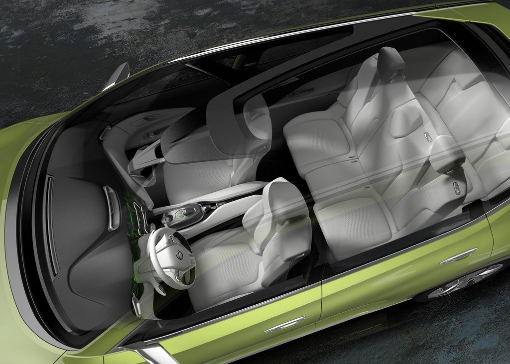 2012 Nissan Hi Cross Concept Interior (Photo 7 of 17)