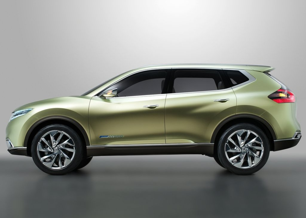 2012 Nissan Hi Cross Concept Left Side (Photo 8 of 17)