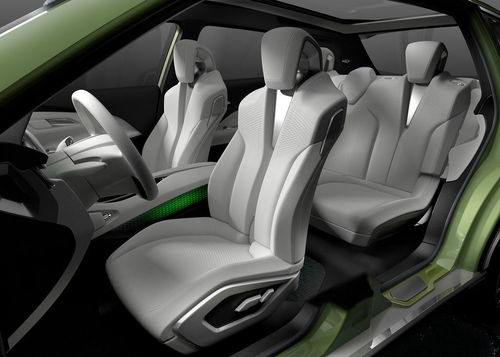 2012 Nissan Hi Cross Concept Seat (Photo 14 of 17)