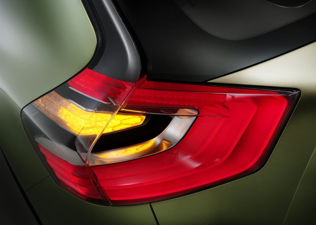 2012 Nissan Hi Cross Concept Tail Lamp (Photo 15 of 17)