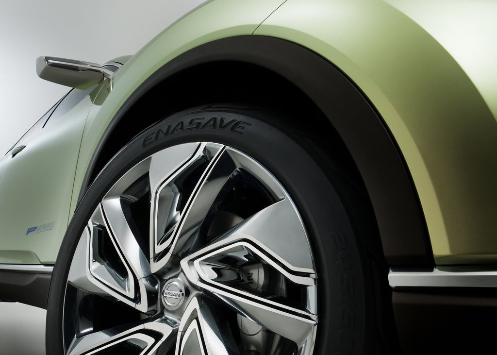 2012 Nissan Hi Cross Concept Wheel (Photo 17 of 17)